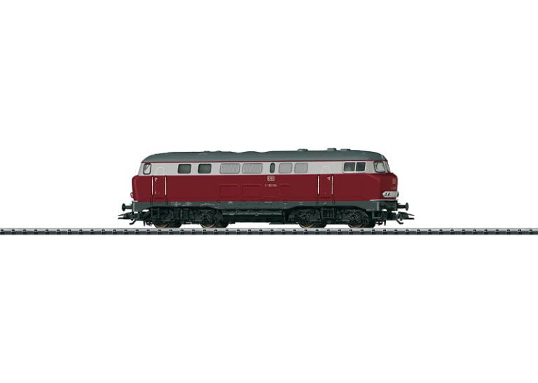 TRIX HO 22175 V 160 DB Locomotiva Diesel digitale sound Trix