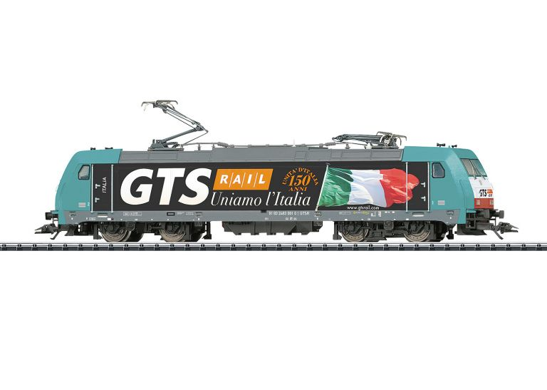 TRIX HO 22610 E 483 GTS Rail digitale sound Trix